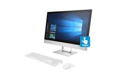 """PC All in One HP - 24-r028la - AMD A9 - 23.8"""" Pulgadas - Disco Duro 1Tb - Blanco"""