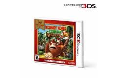 Videojuego NINTENDO 3DS Donkey Kong Country Returns Select