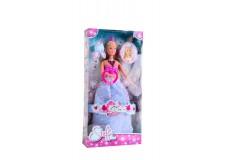 STEFFI LOVE Muñeca Princesa Mágica