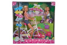 STEFFI LOVE Muñeca Bike Ride