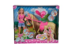 STEFFI LOVE Muñeca Lovely Horse