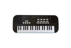 L & P Piano electrónico spectrum negro