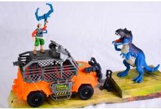 DINO VALLEY Playset Dino capture