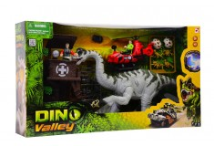 Playset dino valley Brachiosaurus tower Chap Mei