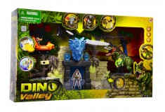 DINO VALLEY Playset Dino Tomb