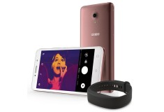 Celular Libre ALCATEL A2XL 3G DSRosado + Banda