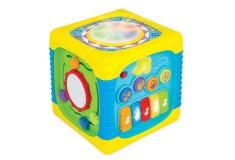 Cubo musical didáctico WINFUN