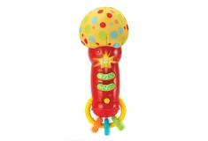WINFUN Micrófono con sonidos para bebé
