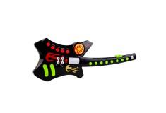 WINFUN Guitarra eléctrica Negra