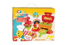 CREA DOUGH Set Plastilina Pizza Y Pasta