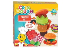 CREA DOUGH Burguer set