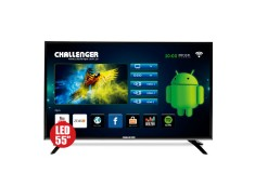 "TV 55"" 139cm CHALLENGER LED 55T21 FHD Internet"