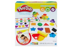 PLAY-DOH Kit Colores y Formas