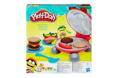 PLAY-DOH Set de Hamburguesa