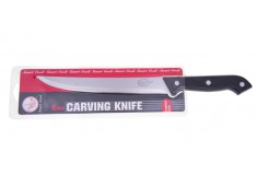 """Cuchillo de Cocina Des-huesador 8"""" 20 Cms Negro SMART COOK"""