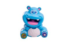 LITTLE LEARNER Juguete Hipopotamo Didactico