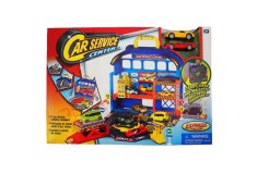 EXPRESS WHEELS Playset Car Service Center Taller de Autos