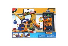 EXPRESS WHEELS Playset Metro Town Construction
