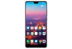 Celular Libre HUAWEI P20 Azul DS 4G
