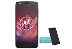 Celular Libre MOTOROLA Moto Z2 Play DS Gris + Moto Mod™ de Batería 2200mAh
