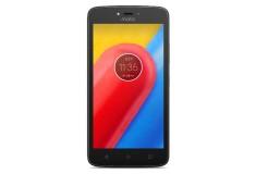 Celular Libre MOTOROLA Moto C SS 3G Negro