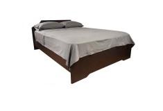 Semijuego de cama K-LINE Extradoble Ajustable Gris 144 hilos