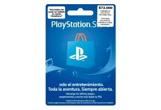 Pin Virtual POSA PLAYSTATION ($20 USD)