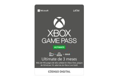 PIN Game Pass Ultimate 3 Meses