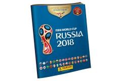Album PANINI Rusia Mundial 2018