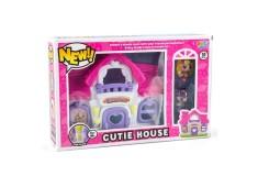 SFL Casa de muñecas Cuite house
