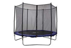 Trampolín 6Ft Con Red Navy Blue
