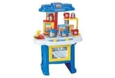 SFL Mi primera cocina con luces y sonido niños