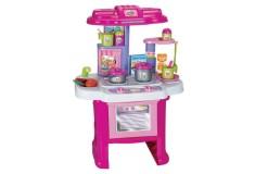 SFL Mi primera cocina con luces y sonido niñas