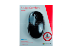 Mouse MICROSOFT Bluetooth Sculpt Negro
