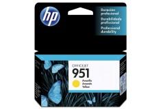 Cartucho de tinta HP 951 Amarillo Original CN052AL