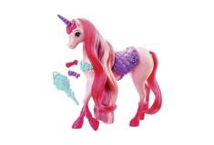 BARBIE Unicornio Reino de Peinados