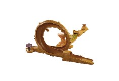 DISNEY CARS Pista Transformable Willy's Butte