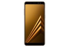 Celular Libre SAMSUNG A8 Plus DS Dorado 4G