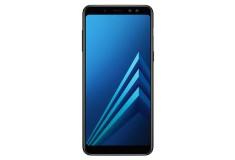 Celular Libre SAMSUNG A8 DS Negro 4G
