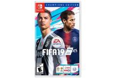 Videojuego SWITCH FIFA 19 Edición CHAMPIONS