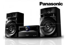 Equipo Mini PANASONIC AKX100 300W