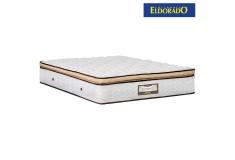 Colchón ELDORADO Extradoble Florence 160x190 cms Resortado