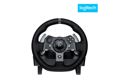 Timón LOGITECH PC/XBOX One G920 Gaming - Negro
