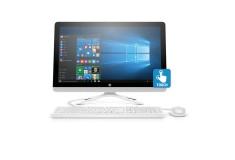 """PC All in One HP- 22-B307LA - AMD A9 - 21.5"""" Pulgadas – Disco Duro 1Tb – Blanco"""