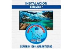 """Servicio de Instalación TV 60"""" a 80"""" Incluye Base de Tijera"""