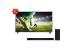 "Kombo LG TV 75"" 75UK6570 4K-UHD + Barra de Sonido SK5"