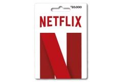 Pin Virtual NETFLIX $20.000