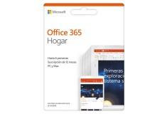 Pin Virtual OFFICE 365 Hogar (6 Usuarios Online)