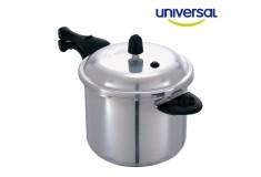 Olla a presión UNIVERSAL 6 Litros Cierre Externo Aluminio 2.4 L25600