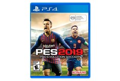 Videojuego PS4 Pro Evolution Soccer 2019